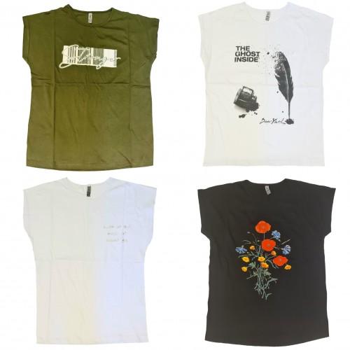Женские футболки Турция 2XL, 3XL, 4XL размеров