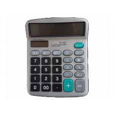 Большой калькулятор в млаллическом корпусе