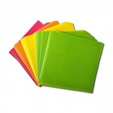 Бумага для заметок 500 листов, цветная