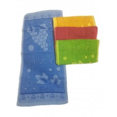 Кухонное махровое полотенце Виноград 65*30см