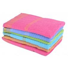 Махровые полотенца 100% Котон  140*70см Баня