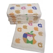 Махровые полотенца Apple 70*35см