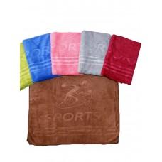 Банные полотенце Спорт Микрофибра 140*70