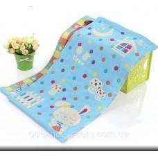 Качественные двойные льняные полотенца 25*50