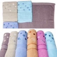 Банные махровые полотенца 140*70