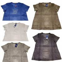 Женские футболки больших размеров 54-62