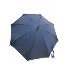 Темно синий зонтик
