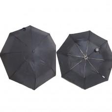 Чёрный зонт механика по доступной цене