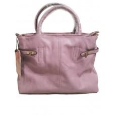 Вместительная женская сумка с клапанами