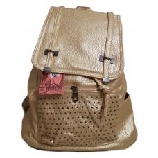Стильный рюкзак new look в стиле кэжуал Gold
