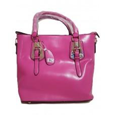 Сумка женская Shopper розовая