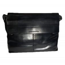 Мужская черная сумка Life Master