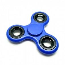 Спиннер синий пластиковый (4 подшипника)