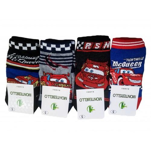 Детские носки Ароматизированные Тачки Cars Турция