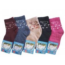 Ангоровые носки Детские с шерстью