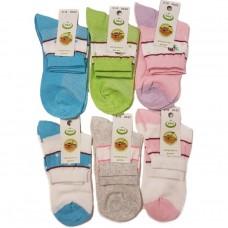 Детские носочки в сетку
