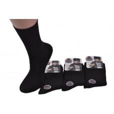 Носки для мальчиков однотонные 32-37р.