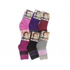 Махровые носки для детей 32 - 37размер