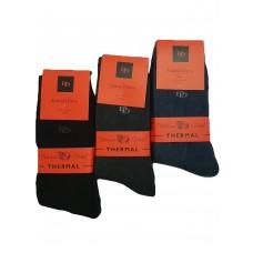 Мужские Тэрмо носки с шерстью мериноса