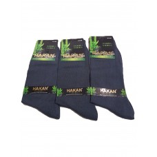 Бамбуковые мужские носки без шва Hakan