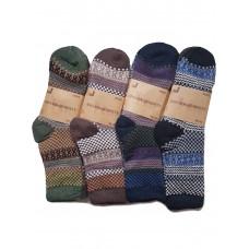 Модные мужские носки Ангора