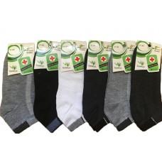 Мужские заниженные носки