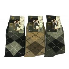 Мужские ангоровые носки