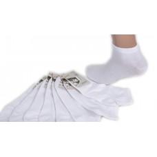 Белые мужские носки