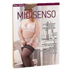 Премиум Чулки Mio Senso Everyday Fashion 40 den