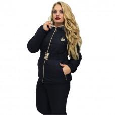 Зимний женский костюм Куртка плюс штаны