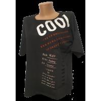 Стильные женские футболки Cool