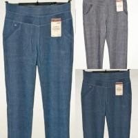 Женские утеплённые брюки больших размеров 54,56,58,60