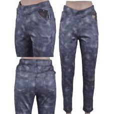 Женские лосины брюки с карманами