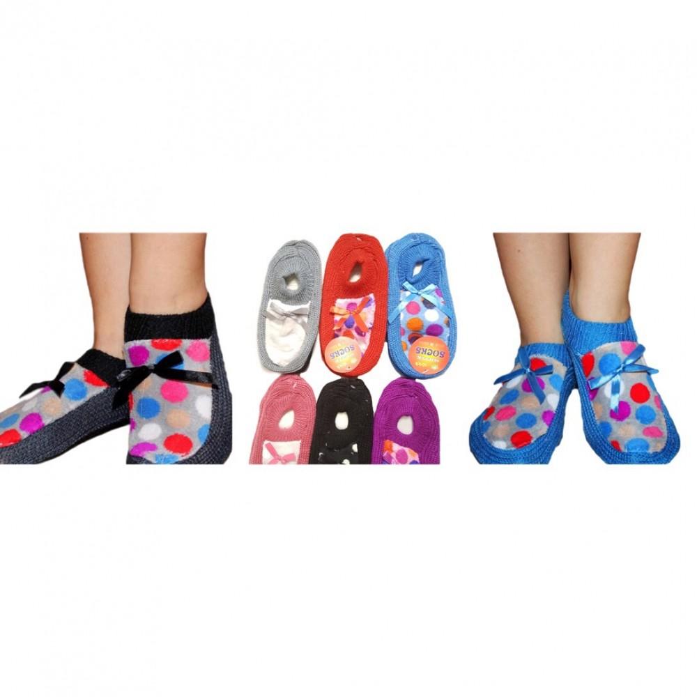 тапки носки для дома домашние тапки женские тапочки купить вязаные