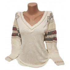 Женский свитер - туника