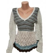 Женский свитерок туничка